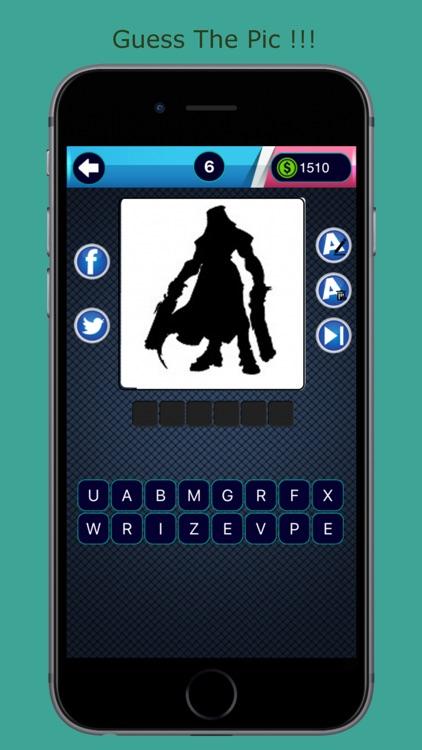OW Quizlet - Super Fanfiction Quiz For Overwatch by Khaleda