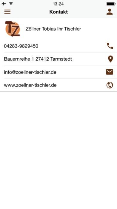 Zöllner Tobias Ihr Tischler screenshot four