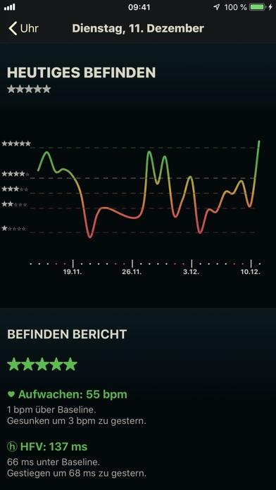Screenshot for AutoSleep Schlaftracker in Germany App Store