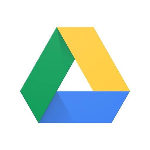 Google Drive - Online backup & cloud storage space app logo