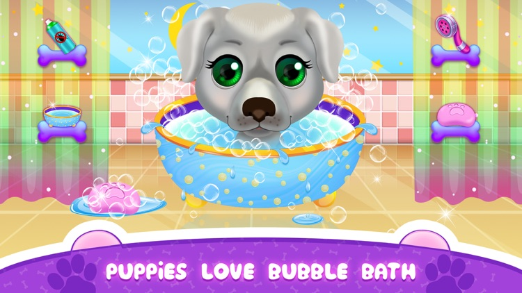 Puppy Care Pet Dog Kennel screenshot-3