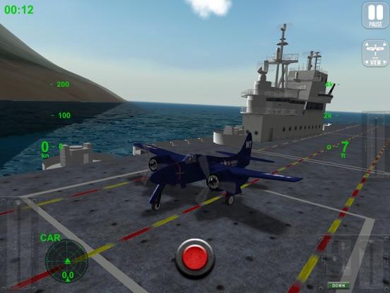 战机降落截图1