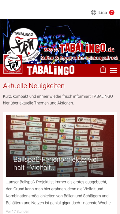 Tabalingo screenshot 1