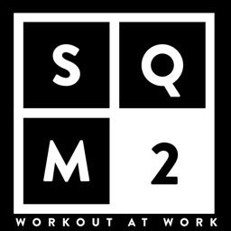 SQM2 Workout at work