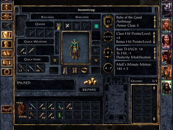 Screenshot #3 for Baldur's Gate