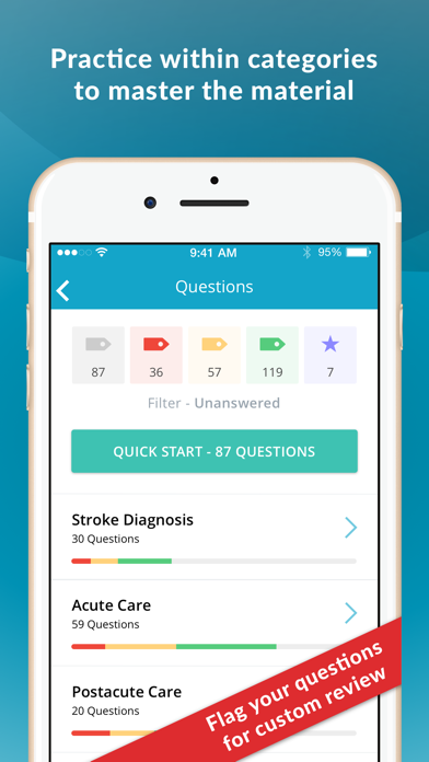 Stroke Certified RN Test Prep screenshot 5