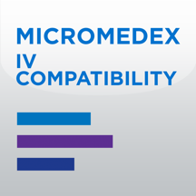 Micromedex IV Compatibility