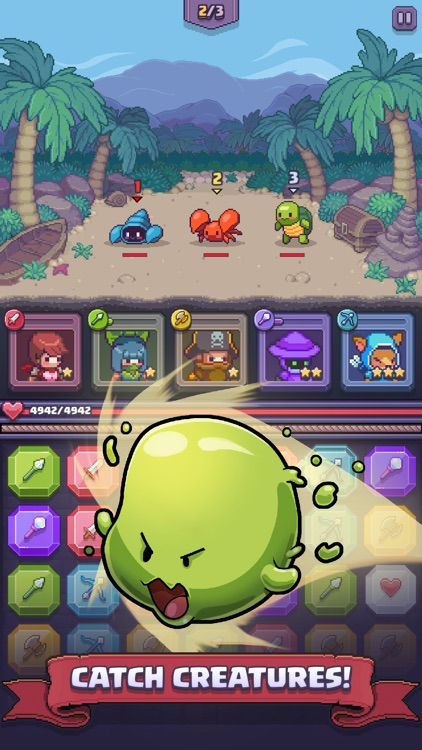 Match Land: Puzzle RPG