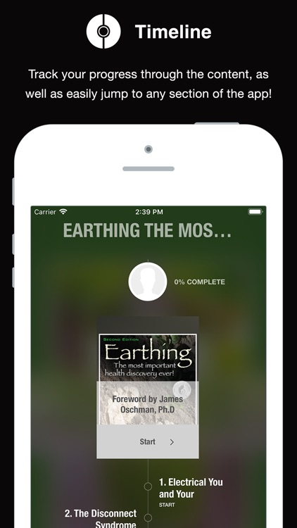 Earthing Imp. Health Discovery screenshot-0