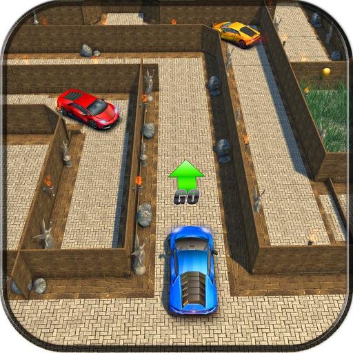 Car Parking In Labyrinth Maze iOS App