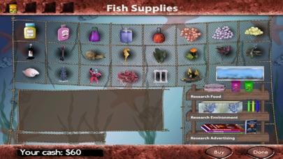 Fish Tycoon review screenshots