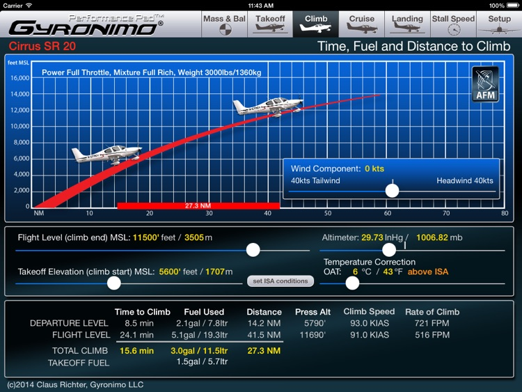 Cirrus SR20 screenshot-1
