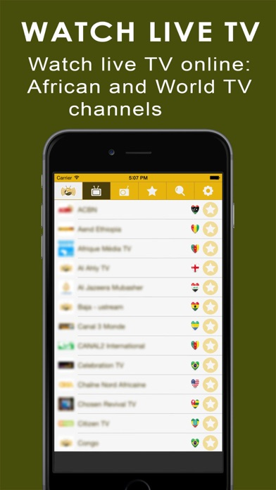 World Tv Live App
