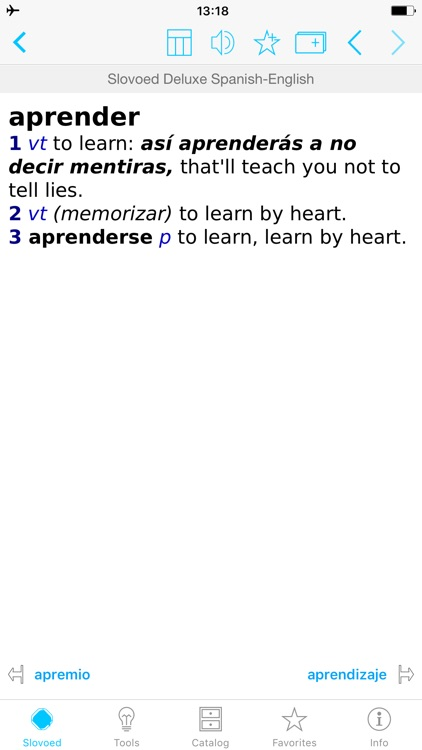 English <> Spanish Dictionary screenshot-0