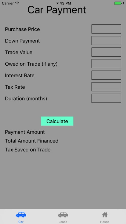 Payment Calculator Pro screenshot-3