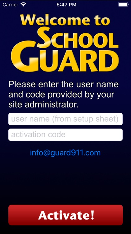 SchoolGuard screenshot-0