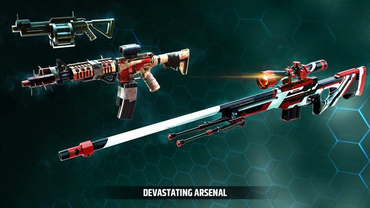 Cover Fire: shooting games screenshot-3