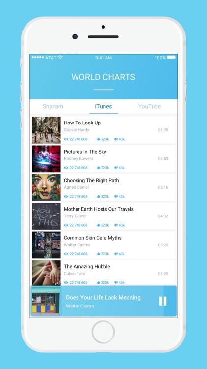 Tobidi - Music Video Streamer