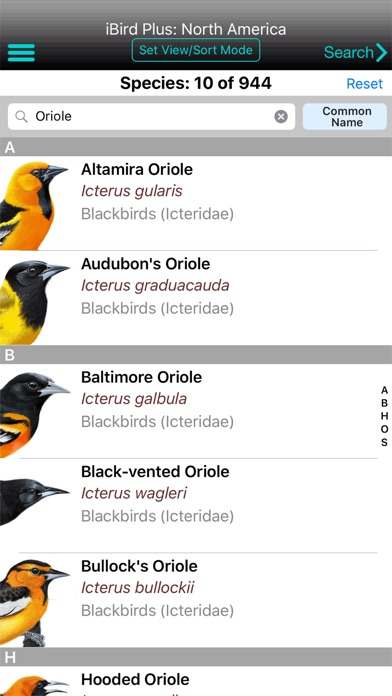 Ibird Plus Guide To Birds review screenshots