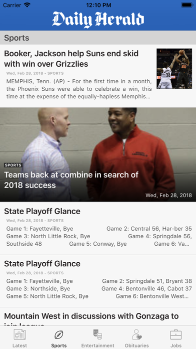 Daily Herald News | App Price Drops