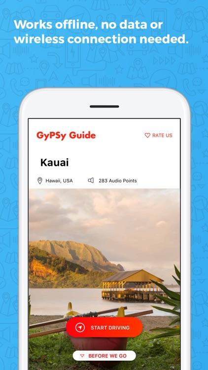 Kauai GyPSy Guide Driving Tour