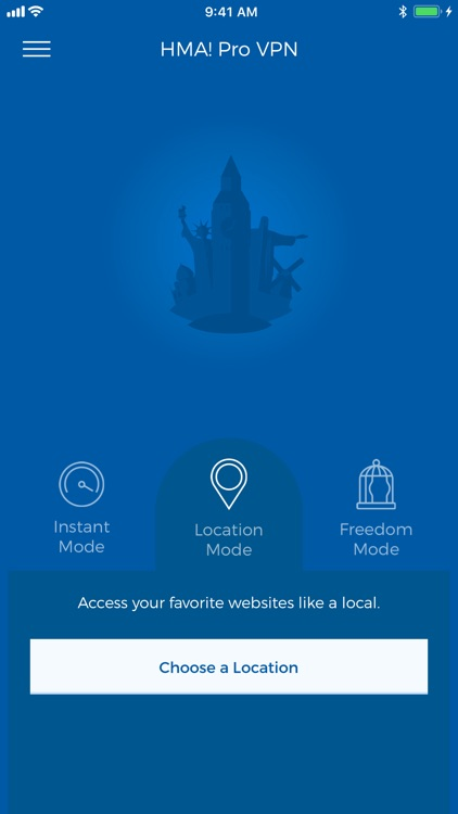 HMA! Hotspot VPN & Proxy screenshot-4