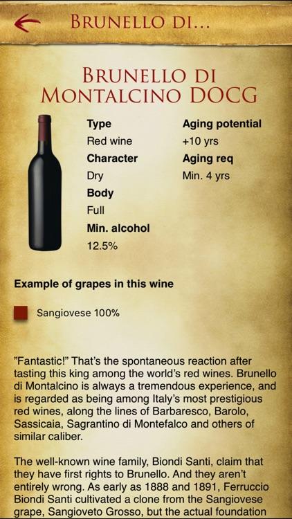Italian Wine Guide screenshot-4