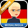 Aprender alemán con MosaLingua