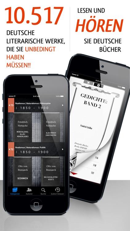 Deutsche Bücher screenshot-0