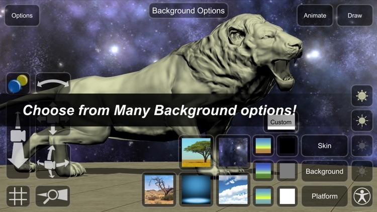 Lion Mannequin screenshot-6