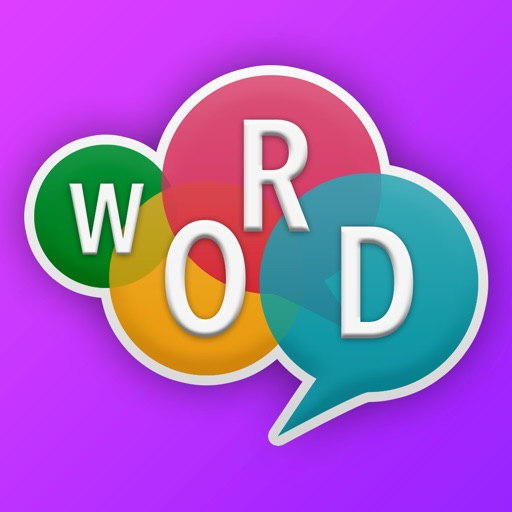 Word Crossy - A crossword game app for iphone