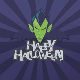 Halloweenoji Stickers