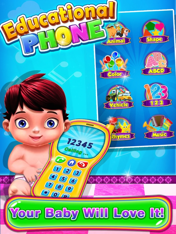 Educational Phone screenshot 8