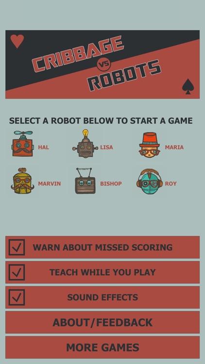 Cribbage vs Robots screenshot-3