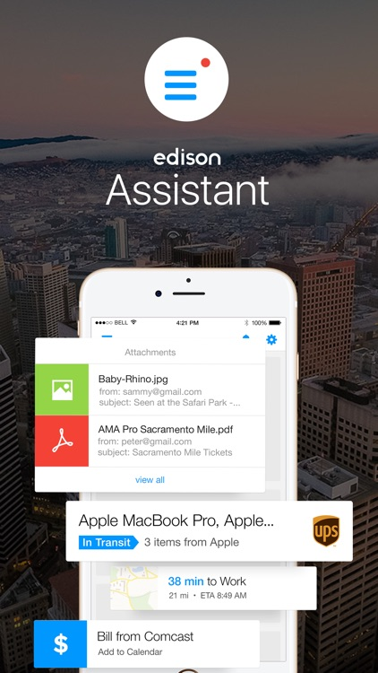 Edison Assistant screenshot-0