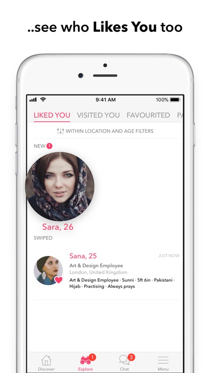 muzmatch: Single Muslim dating screenshot-5