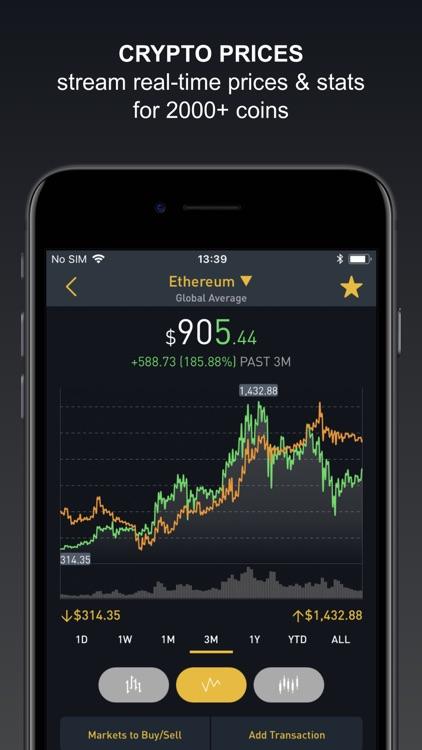 Crypto Tracker by BitScreener screenshot-3
