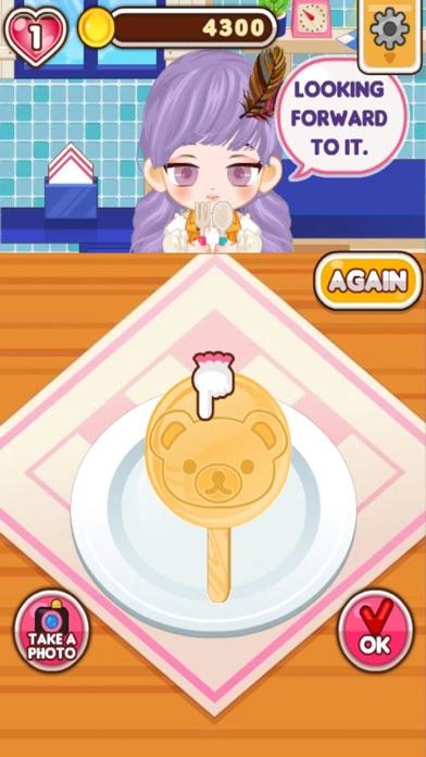 公主甜品屋 - 女生经营做蛋糕游戏大全 screenshot three