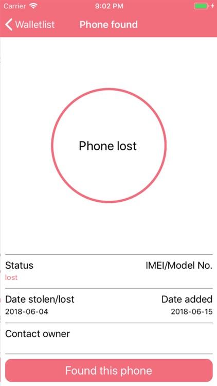 Walletlist screenshot-4