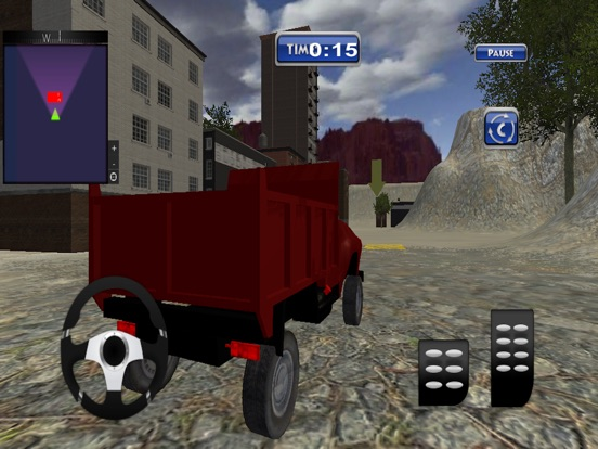 Игра USA Truck Driver