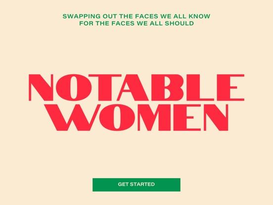 Notable Women AR screenshot 6