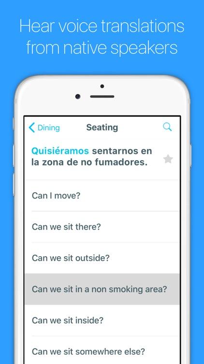 English to Spanish (Spain)