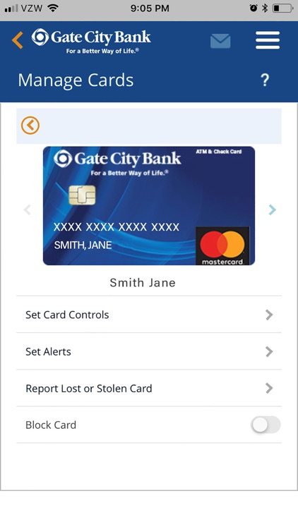 Gate City Bank Mobile