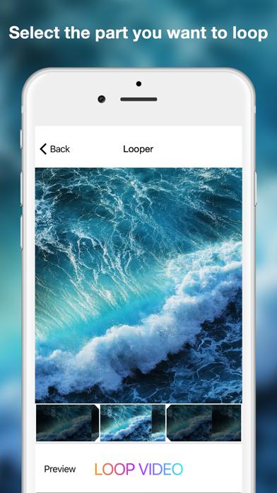 点击获取Looper Loop video to gif maker