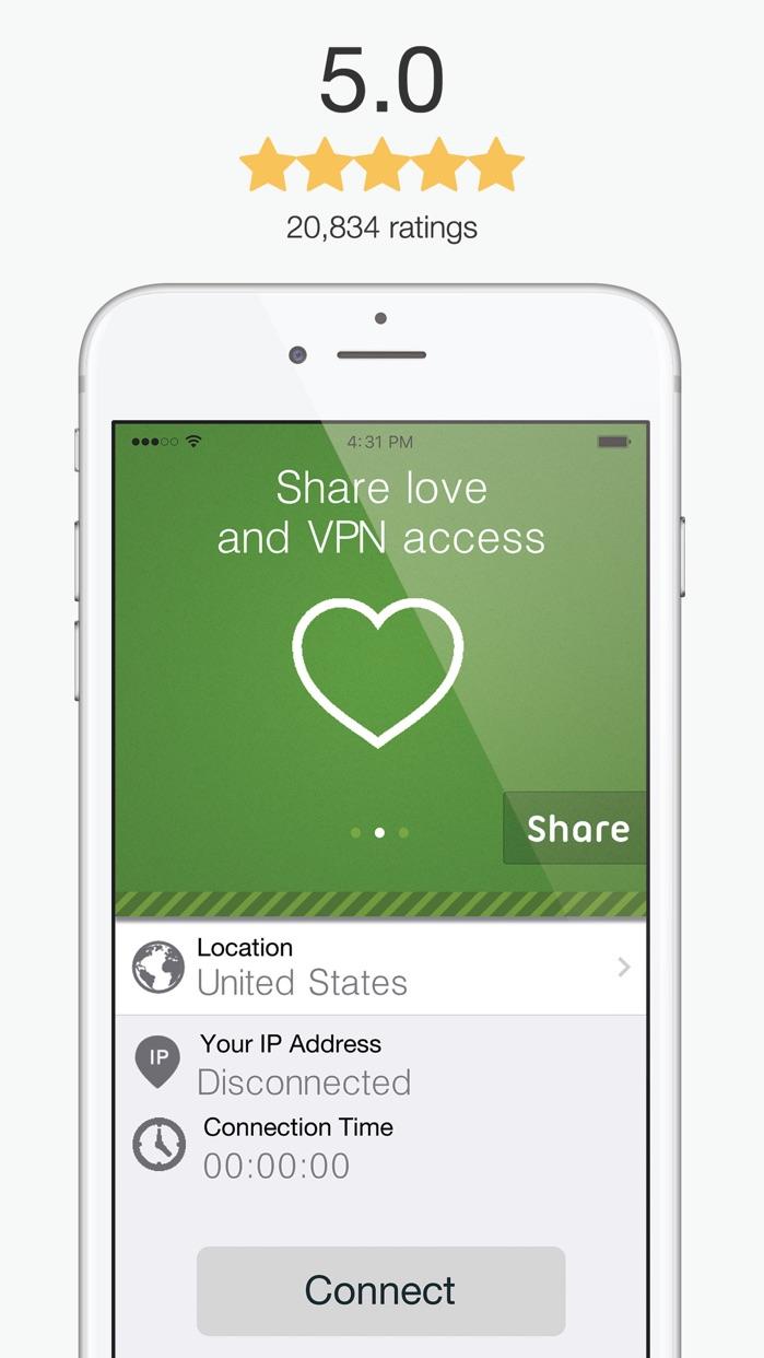 VPN Proxy by Seed4.Me VPN Screenshot