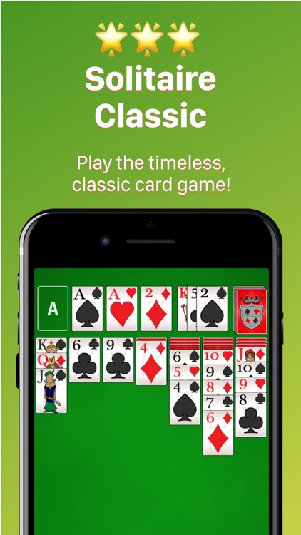 Solitaire Classic :) screenshot-0