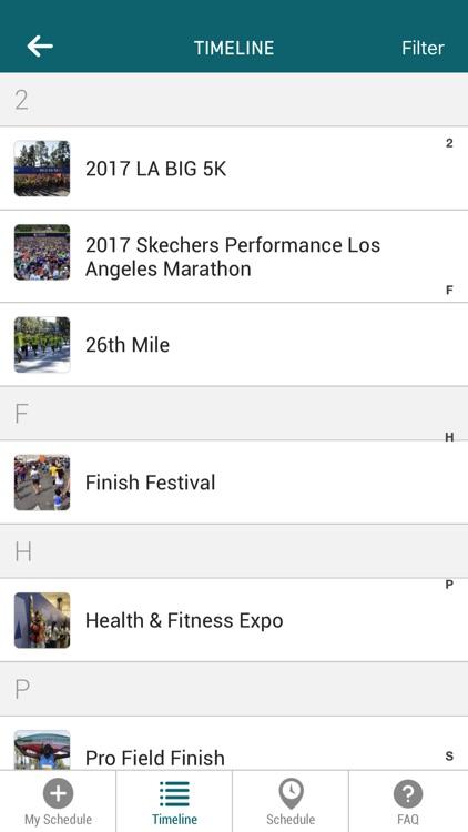 Los Angeles Marathon screenshot-3