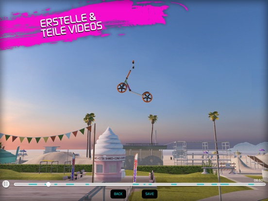 Screenshot 3 Touchgrind BMX 2