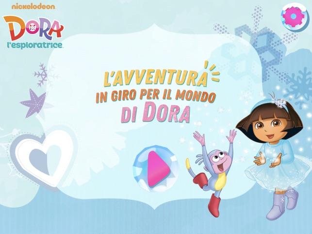 Dora  L avventura per il mondo su App Store ef5961ef111c