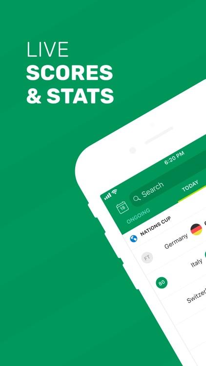 FotMob Live Soccer Scores screenshot-0